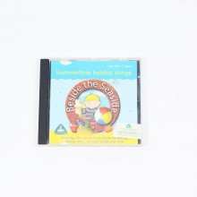 CD Summertime holiday songs ELC